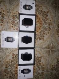Vendo Smart Watch A1, cores Dourado, Prata é preto