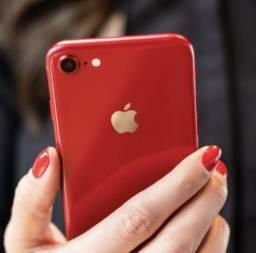 IPhone 8 64gb red vermelho NF Garantia maio/2019