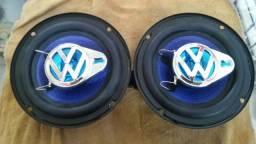 Par de falante VW original