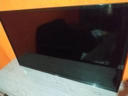 Tv led philco 48 polegadas c/defeito