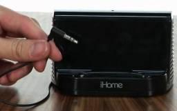 Caixa Estéreo Portátil para Tablets, Smart Phones e MP3 Player