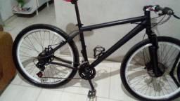 Apenas troca em bike 27.5