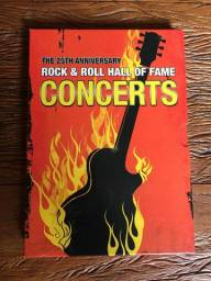 Box 25th Anniversary Rock & Roll Hall Of Fame Concerts (dvd)