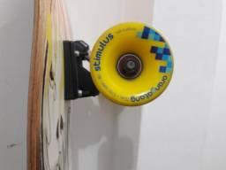 Skate Longbord Top - Abaixo do Preço