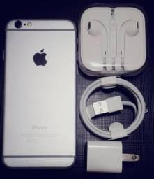 Loja Física. iPhone 6 de 128gb cinza espacial. RETIRA HOJE