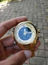 Relógio Masculino Naviforce 9093 Original ( Novo )Zap = 99664-6094
