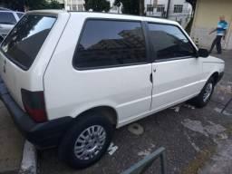 Fiat Uno Mille 1.0 2004 Branco - 2004
