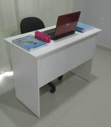 Mesa/escrivania para estudos 100% MDF (nova)