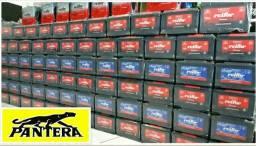 Bateria 60 Ah - Entrega GRÁTIS - Nova - 1 Ano Garantia