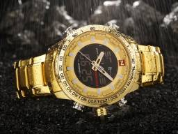 Relógio Naviforce Dourado Original Novo , Ótimo presente para dia dos Namorados!