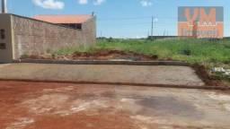 Terreno 200 m², bairro Fortaleza, Brodowski - SP