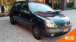 RENAULT CLIO 2006/2006 1.6 EXPRESSION 16V FLEX 4P MANUAL - 2006