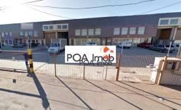 Pavilhão para alugar, 1363 m² por R$ 22.000,00/mês - Sarandi - Porto Alegre/RS