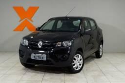 Renault KWID Life 1.0 Flex 12V 5p Mec. - Preto - 2018 - 2018