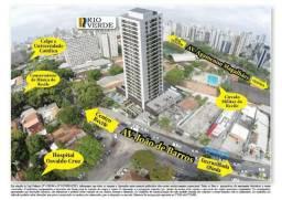 NAT - Apartamento com 2 Quartos na Boa Vista, Suíte, Lazer completo, localização excelente