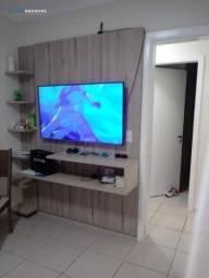 Apartamento no Condomínio Morada do Parque com 3 dormitórios à venda, 80 m² por R$ 380.000