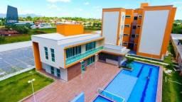 Apartamento à venda, 61 m² por R$ 157.902,01 - Caucaia/CE