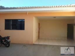 Casa com 3 dormitórios à venda, 110 m² por R$ 250.000,00 - Jardim Ouro Verde - Presidente