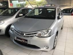 Toyota Etios 1.3 X c/ 49.000 km!!! - 2016