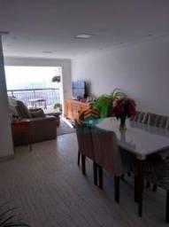 Apartamento à venda, 96 m² por R$ 595.000,00 - Vila Augusta - Guarulhos/SP