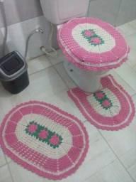 Conjunto de banheiro
