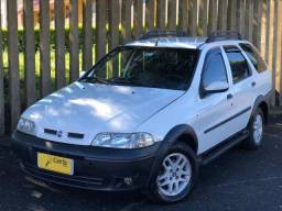 PALIO 1.8 MPI ADVENTURE WEEKEND 16V FLEX 4P MANUAL - 2004