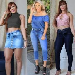 O Melhor em Jeans Feminino