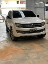 Vw - Volkswagen Amarok - 2014