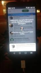 Celular LG k10 280 reais