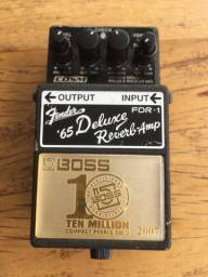 Pedal Boss 65? Fender Deluxe Reverb Amp