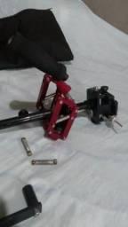 Estabilizador Steadycam Flying Hand Action Dimtec OBS!pouco tem de uso