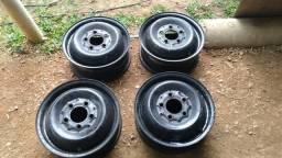 Rodas originais da Sprinter 310 R$500,00