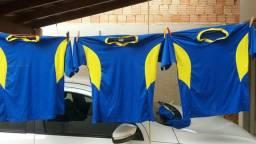 Camisetas Futsal 5 vendo 98189-4531