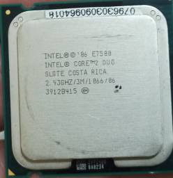 Intel core 2 duo 2.93GHZ 3M