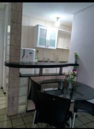 Flat mobiliado no number one para aluguel(Ponta da Areia)