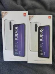 Potente! Redmi Note 8 Pro da Xiaomi. Novo lacrado com garantia e entrega