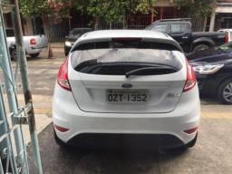 Fiesta 2015 1.5 com gnv injetável , banco de couro - 2015