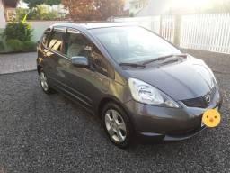 Honda FIT LX com couro - 2010