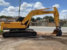 Vendo Escavadeira R210 lc-7