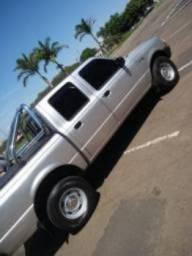 Ford Ranger 4x4 (Diesel) XL dupla- Completa (troco) - 2001