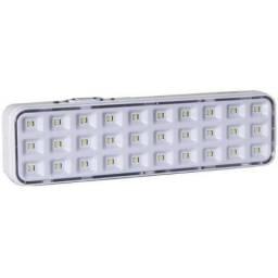 Luminária de Emergência 30 LEDs