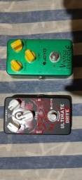 Pedal ultimate drive e pedal vintage overdrive