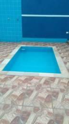 Vendo Salão de festas com 2 piscinas e churrasqueira!