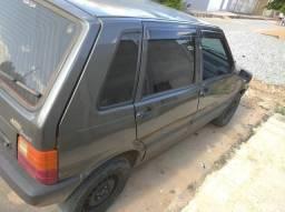 Uno ano 2000 modelo 2001 - 2000
