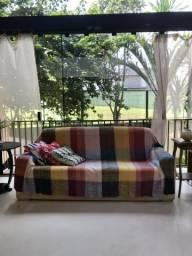 Sofá de sala de estar lindo demais!