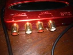 Placa de áudio U-control uca 222
