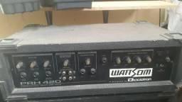 Amplificador Wattsom Ciclotron PRH 420