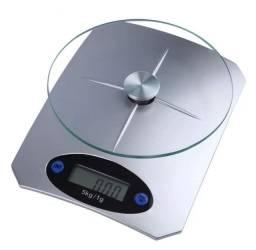 Balança de Cozinha 5kg Dieta Fitness - 81487