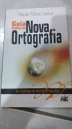 Livro - Guia Prático Da Nova Ortografia