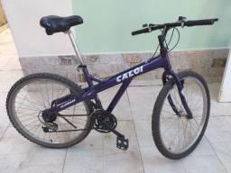 Bicicleta Caloi T-type Alumínio